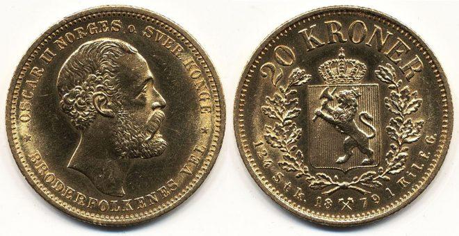 sälja-mynt-kalmar-tjugo-kronor